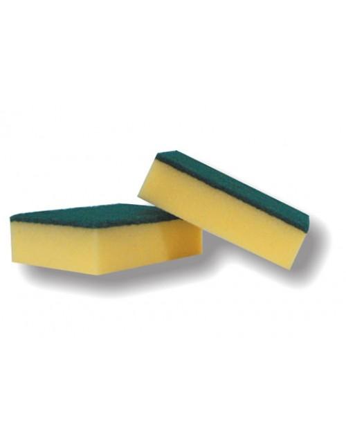 Esponja + Fibra Verde Extra 1ª. Pack-24 unidades