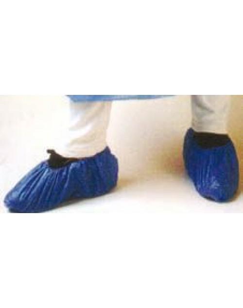 Cubrezapatos Desechables Polietileno. PET. Pack-2000 unidades