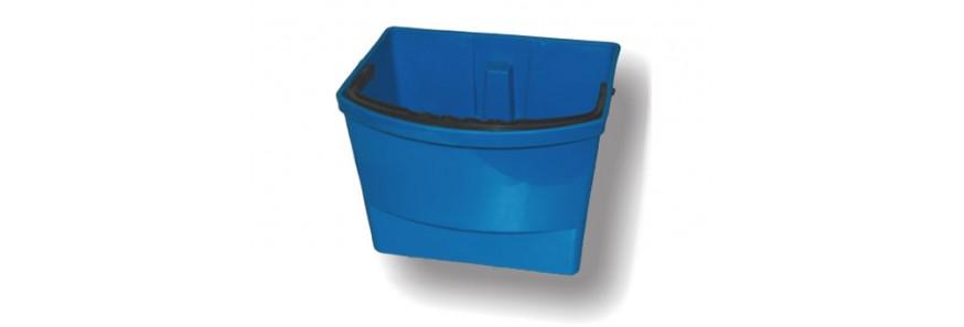 Cubos, papeleras y contenedores