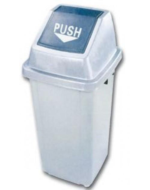 Cubo Papelera 100 litros con Tapa Basculante