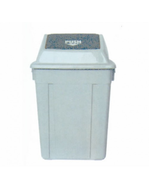 Cubo Papelera 50 litros con Tapa Basculante