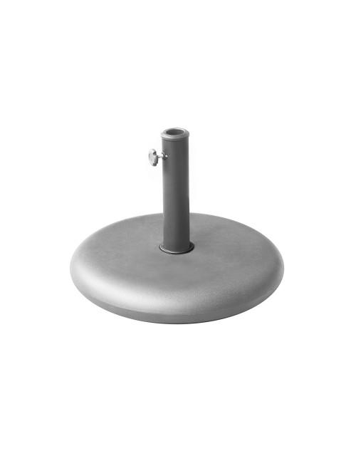 Base para parasoles Round de cemento Ezpeleta