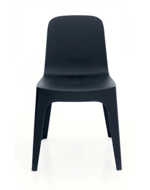 Silla solid de polipropileno para restaurantes y exteriores - Sillas para exteriores ...
