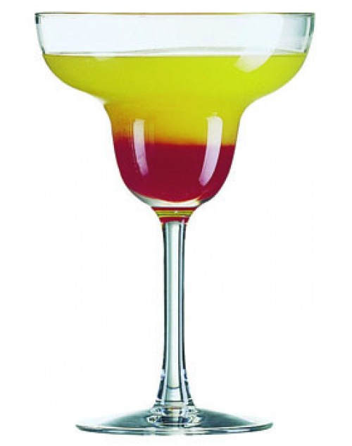 Copa Margarita Para Cócteles Arcoroc Vidrio No Tensionado 27 cl.  x 24 unidades