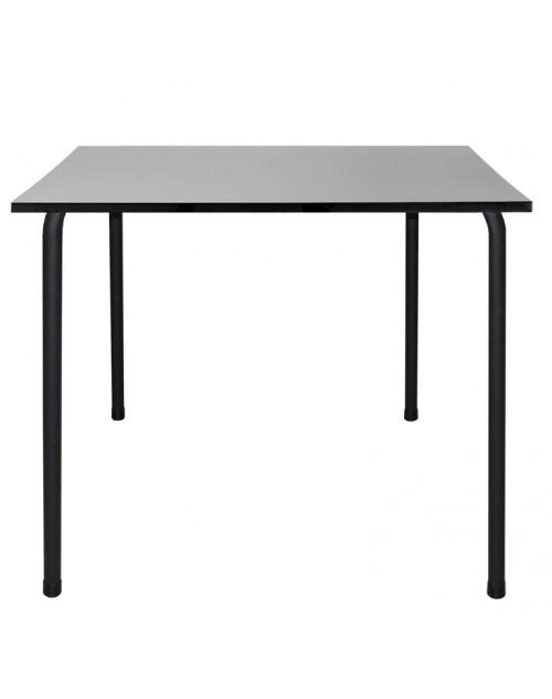 Mesa Compact Aluminio Pintado y Compacto Fenólico