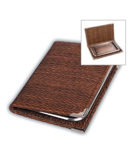 Porta bandeja Para Cambio Bambú Bandeja Metálica x 3 Unidades