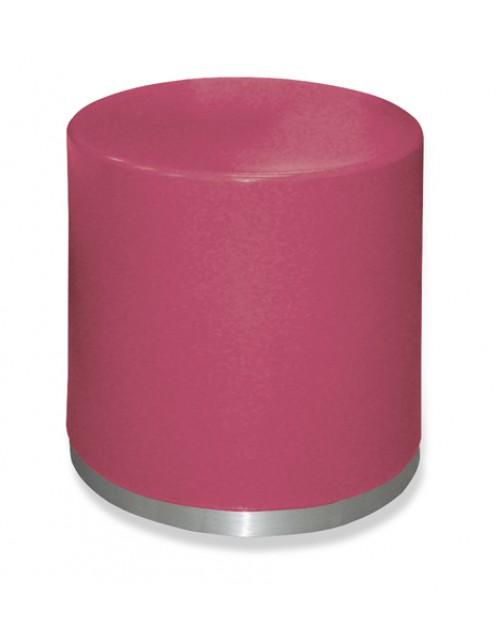 Puf Redondo Para Exteriores Espuma Integral y Textilene Color M.606