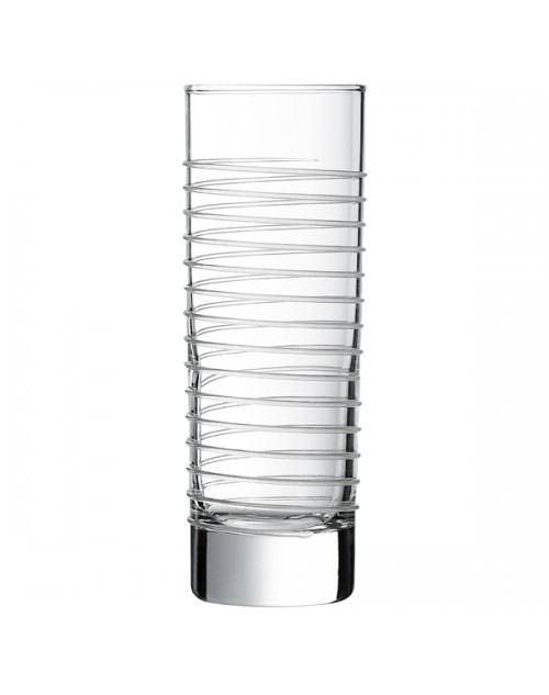 Vaso Tubo Black Light 31 cl.  Arcoroc x 24 Unidades