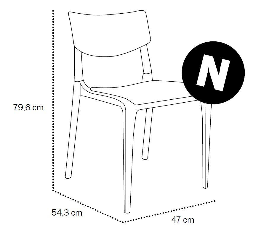 Precio de tapizar una silla silla h en crudo asiento para - Cuanto cuesta tapizar una butaca ...