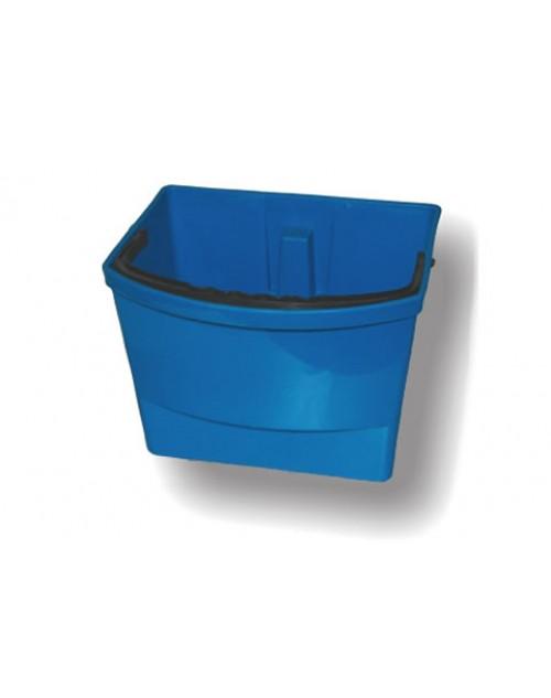 Cubeta 6 litros cuadrada. Azul, Rojo, Verde y Amarillo