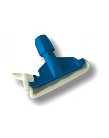 Pinza Plástico Mopa Industrial. (con clip pasador). Pack-10 unidades