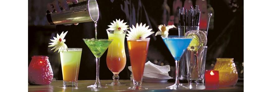 Copas y Vasos para Cocktail