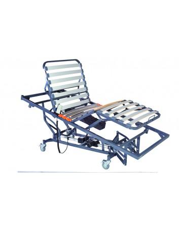 Cama articulada electrica 4 planos con carro elevador Trend/Antitrend 90x190