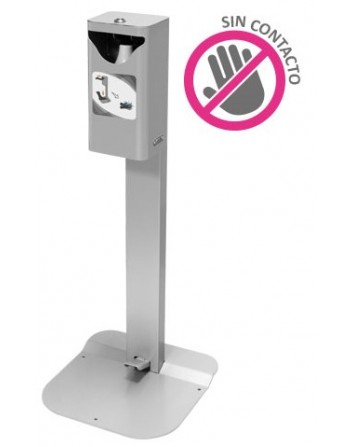 Dispensador a Pedal Para Gel Hidroalcohólico Embotellado Uso Profesional Cervic (Universal)