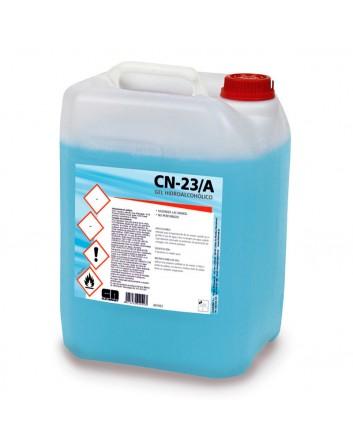 Gel Hidroalcohólico Para Higiene y Desinfección Garrafa 5 litros CN-23/A
