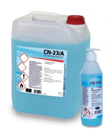 Gel Hidroalcohólico Para Desinfección e Higiene De Manos 1 litro