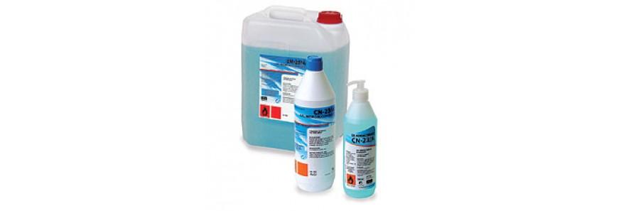 Higiene Personal y Desinfección