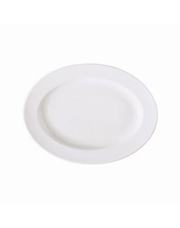 Fuente oval Actualite 25.5 x 19.5 cm x 12 unidades para bares y restaurantes Corona