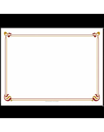 """MANTELINES INDIVIDUALES GRANDES DE PAPEL 50 GR.M2. - SNACK MODELO """"MAXIM"""" 50x35 CM. CELULOSA GARCÍA DE POU (2000 UNID.)"""