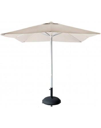 Parasol A3 2x2m. Aluminio Para Terrazas Bares y Restaurantes