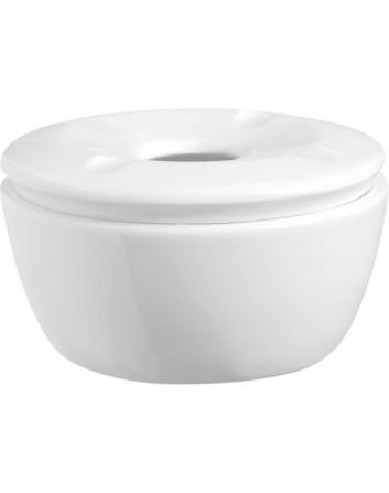 Cenicero de agua con tapa Malvarossa 11.50 cm 12 unidades para bares y restaurantes Porvasal