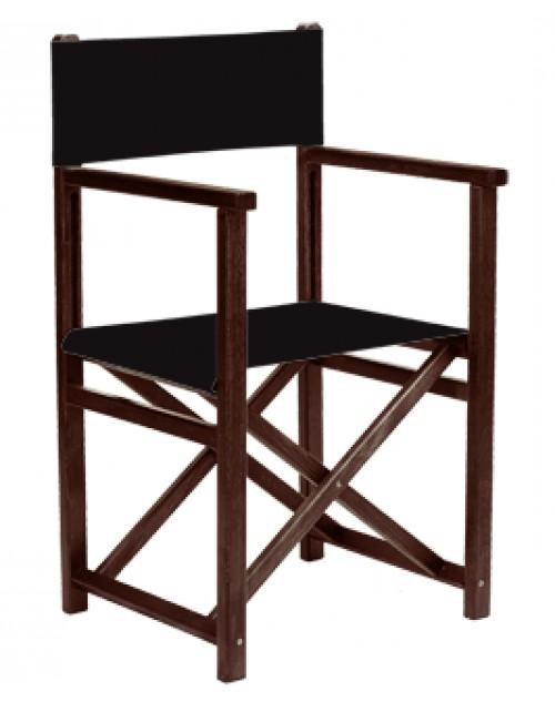 Silla menorquina o silla de director plegable de madera for Sillas menorquinas
