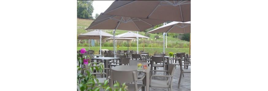 Parasoles Y Sombrillas Para Terrazas Bares Y Restaurantes - Sombrillas-para-terrazas