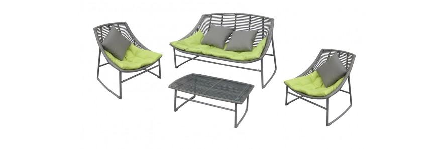 Conjuntos de mobiliario exterior para hostelería