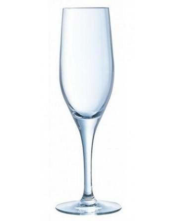 Copa Flauta Sensation para cava o champán 16 cl. Chef&Sommelier x 12 unidades
