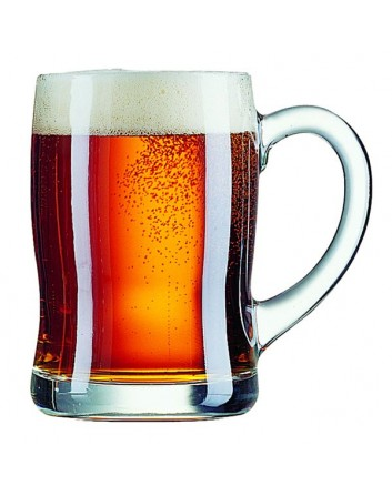 Jarra Cerveza Benidorm 45 cl. Arcoroc x 24 Unidades