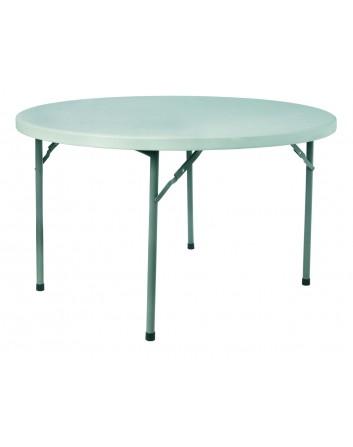 Mesa Rossini para Catering Redonda Plegable Ø 121,5 cm