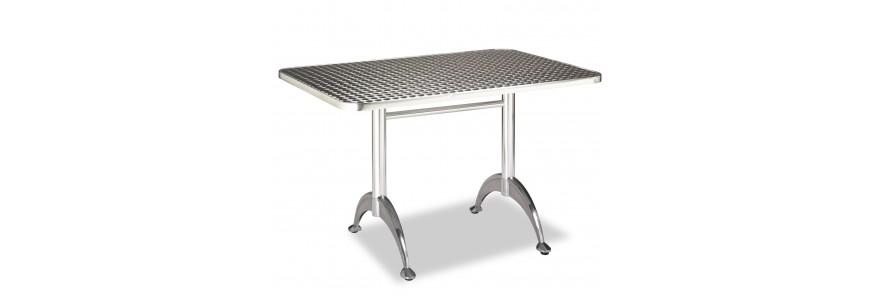 Mesas Aluminio Interiores