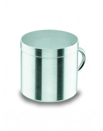Pote Cilíndrico Chef Aluminio Profesional Para Hostelería Lacor