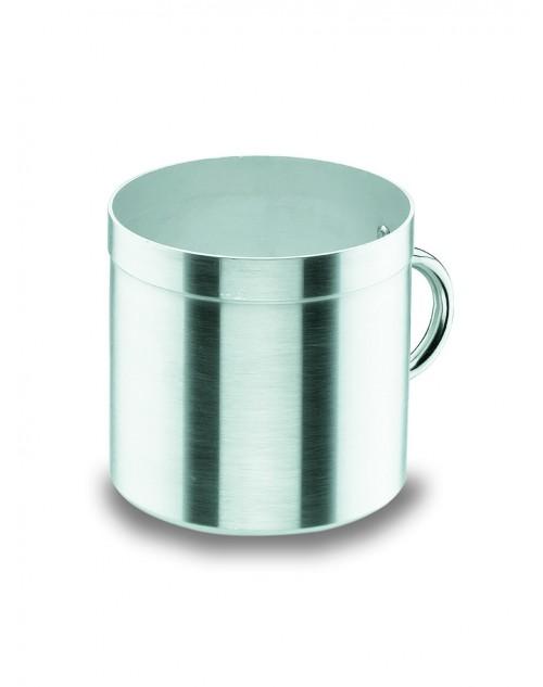 Pote Cilíndrico Chef Aluminio Profesional Para Hostelería