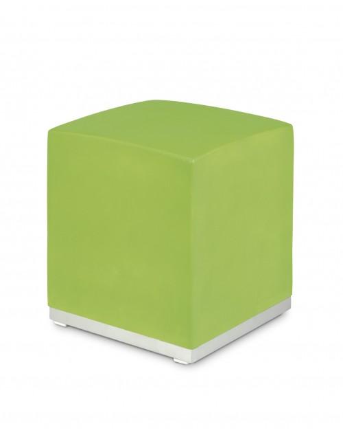 puf cuadrado para exteriores espuma integral y textilene color m