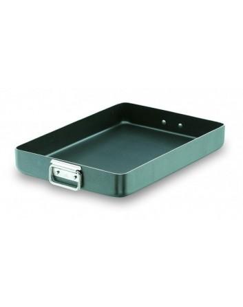Rustidera Robust Aluminio Lacor Antiadherente Con Asas Abatibles