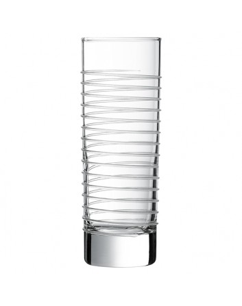 Vaso Tubo Black Light 22 cl. Arcoroc x 24 Unidades