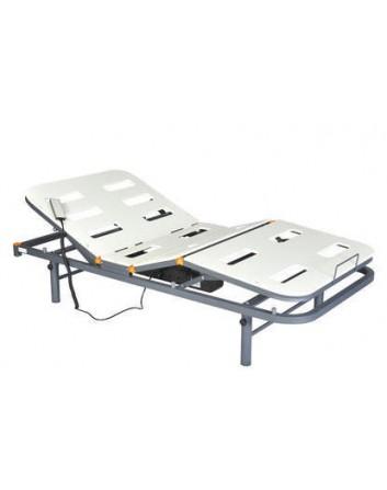 Cama articulada eléctrica GERIA PVC 4 planos